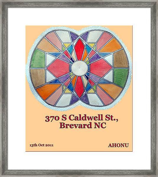370 S Caldwell St Framed Print