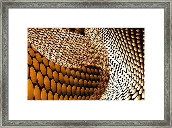 Framed Print featuring the digital art The Play by Mihaela Stancu