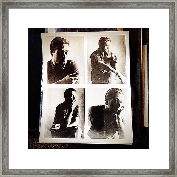 The Sterling Jensen Series Framed Print