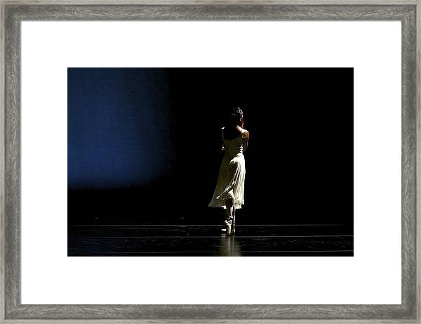 A Little Night Music Framed Print