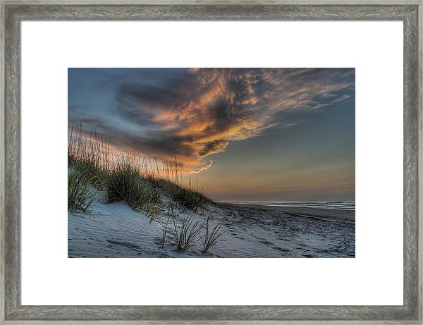 A Moment Of Serenity Framed Print