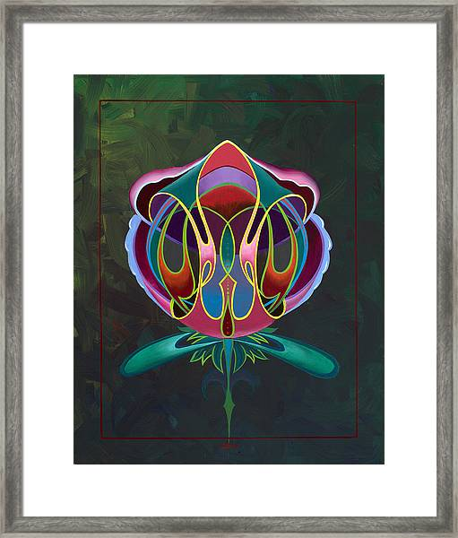 A Rose Of Any Other Name Framed Print