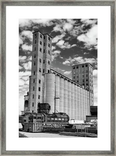 Abandoned 8910 Framed Print