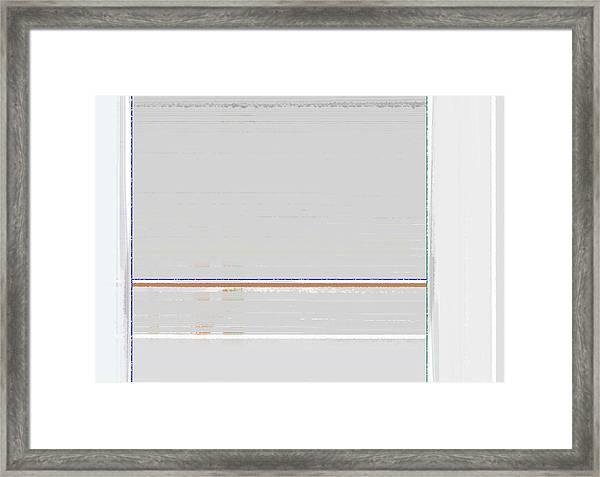 Abstract Surface 4 Framed Print