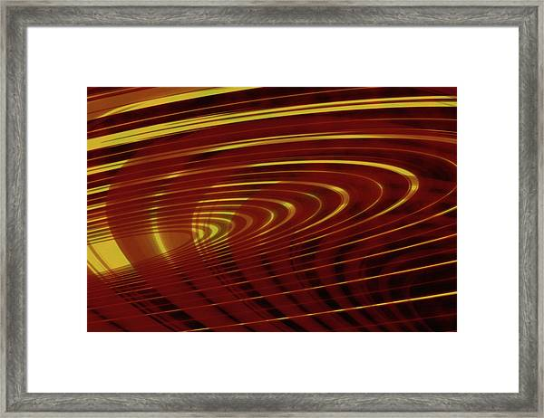 Abstract99 Framed Print