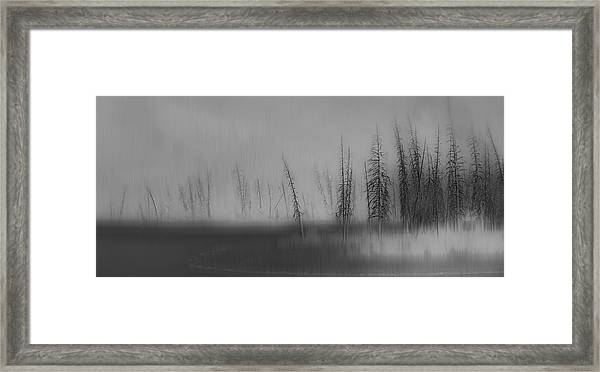 Abstruse Framed Print
