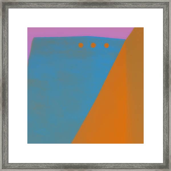 Adobe Walls Number 1 Framed Print