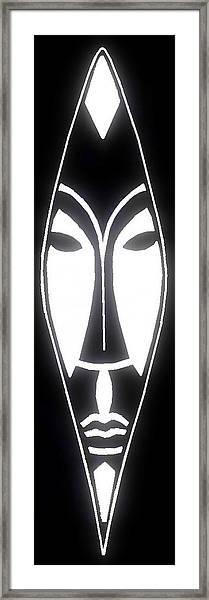 African Shield Wb by Geno Walker