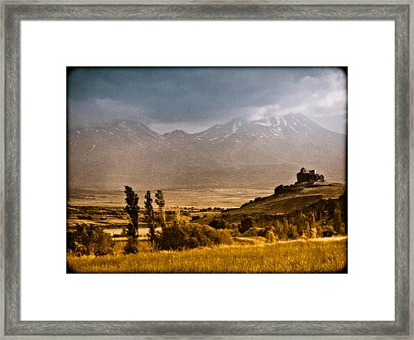 Guzelyurt, Turkey - Analipsis Framed Print