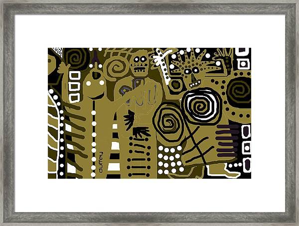 Ancients 1d Framed Print