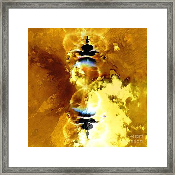 Arabian Dreams Number 2 Framed Print