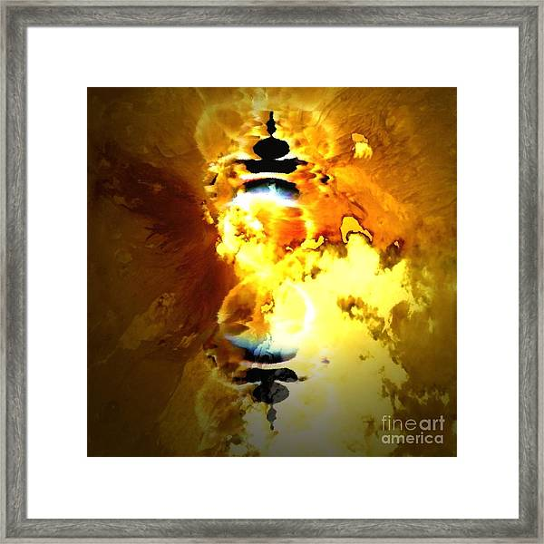 Arabian Dreams Number 5 Framed Print