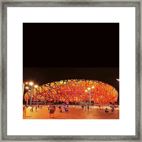 #art #architecture #ic_architecture Framed Print