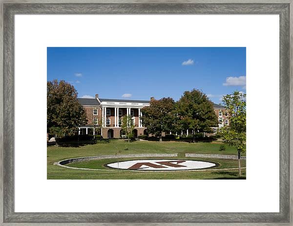 Austin Peay State University Framed Print