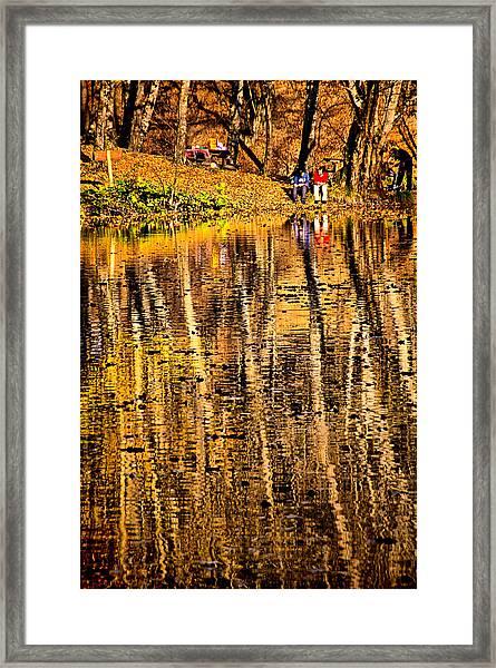 Autumn - 2 Framed Print