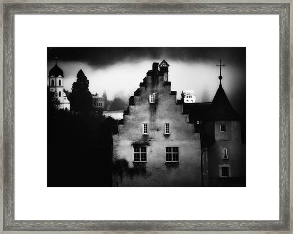 Baden Through My Eyes Framed Print by Svetlana Peric