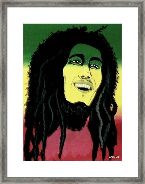 Badmarley Framed Print