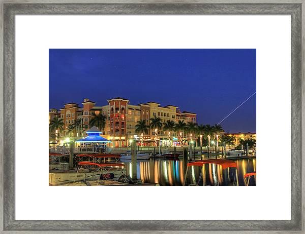 Bayfront 2 Framed Print