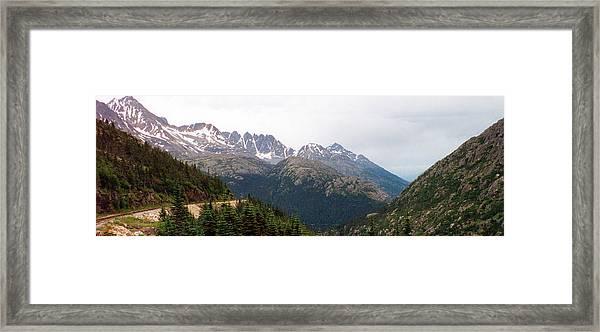 Beautiful Alaska Framed Print