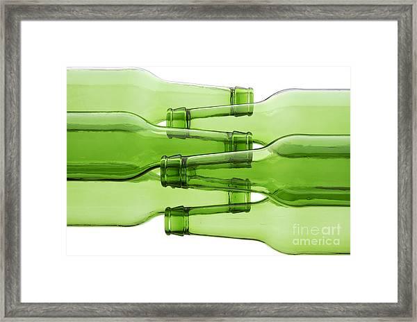 Beer Framed Print by Blink Images