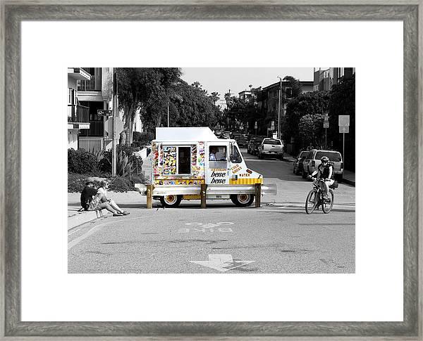 Framed Print featuring the photograph Bene Bene by Lorraine Devon Wilke