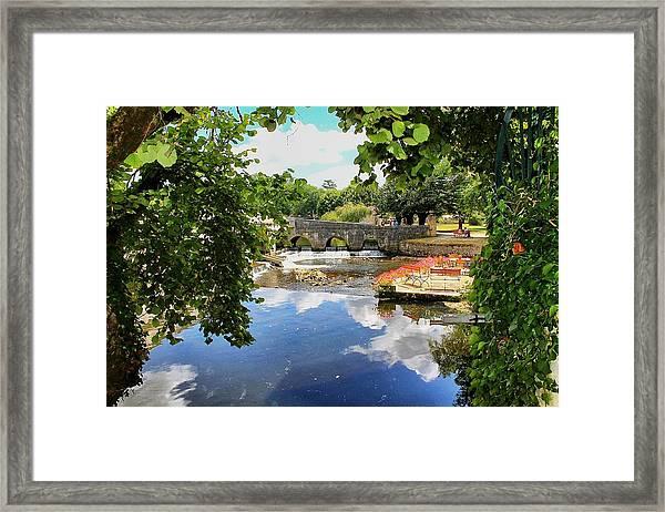 Brantome Framed Print