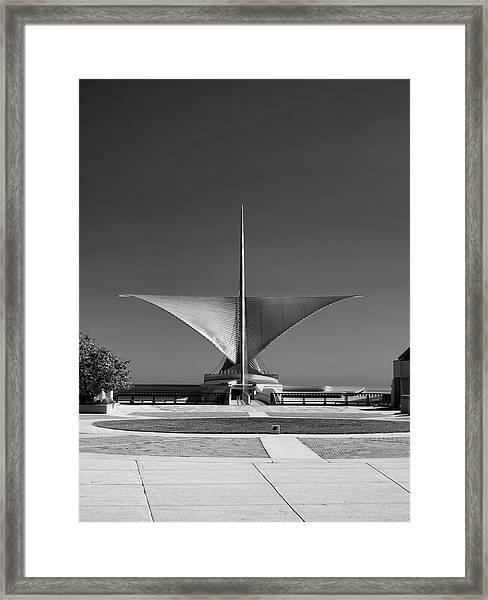 Calatrava 2 Framed Print