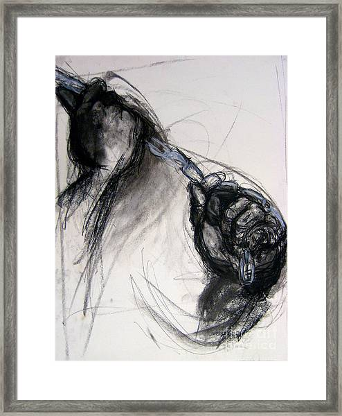 Chain Framed Print
