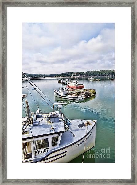 Chances Are Framed Print