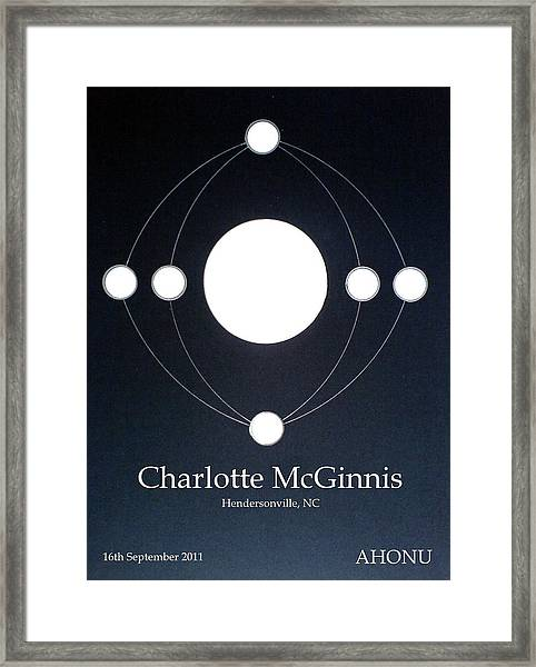 Charlotte Mcginnis Framed Print
