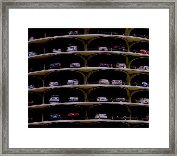 Chicago Impressions 3 Framed Print