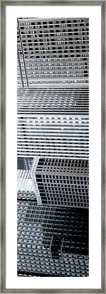 Chicago Impressions 4 Framed Print