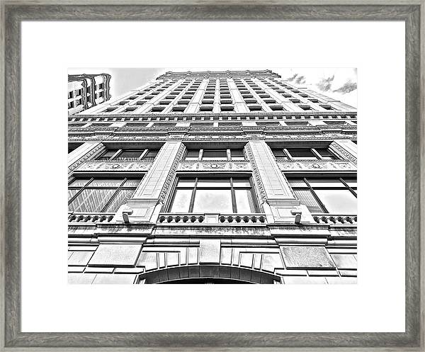 Chicago Impressions 8 Framed Print