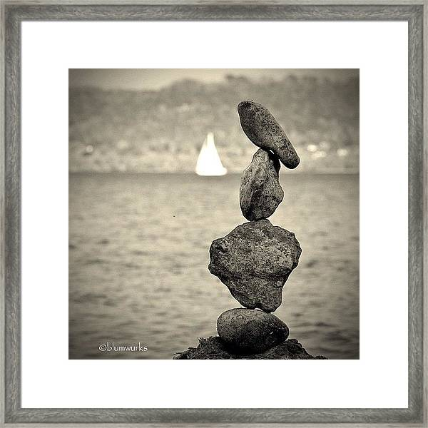 Child Within Framed Print