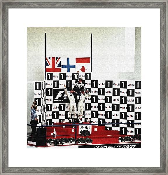 Circuito De Jerez 1997 Framed Print