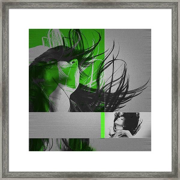 Climax Framed Print