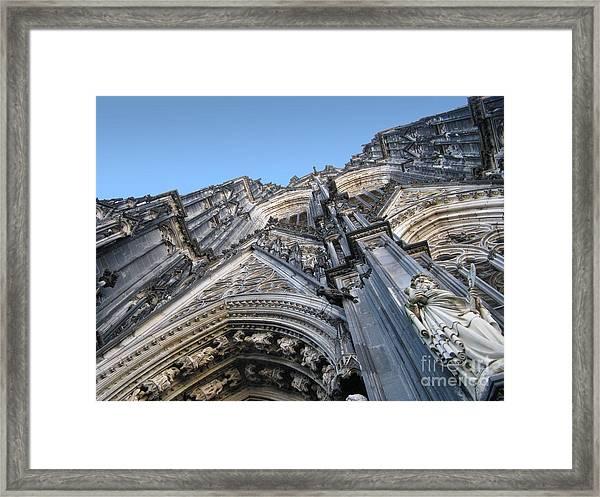 Cologne Cathedral Framed Print