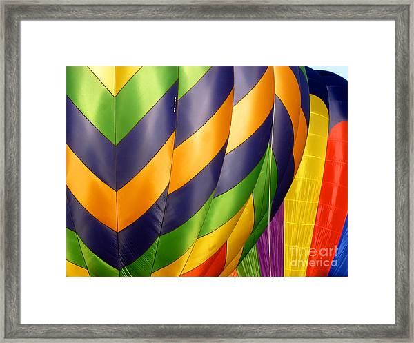 Colors 5 Framed Print