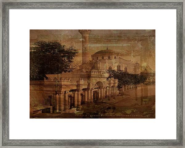 Constantinople Framed Print