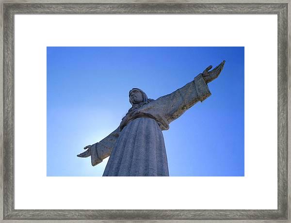 Cristo Rei Framed Print