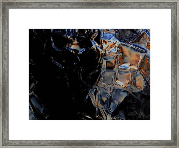 Dark Knight Framed Print