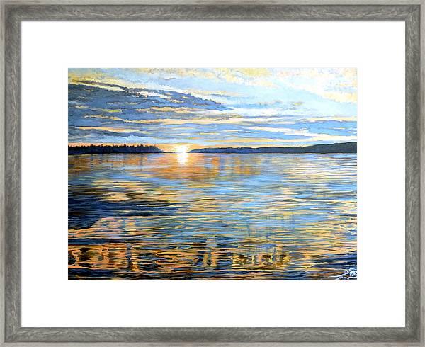 Davidson Quebec Framed Print