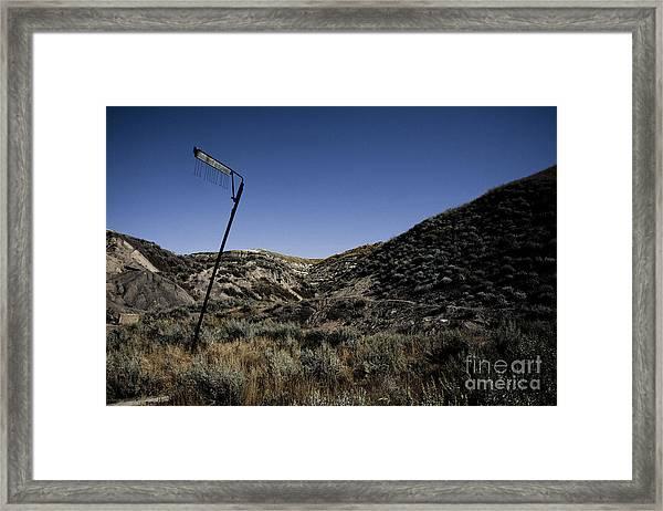 Days Gone By Framed Print