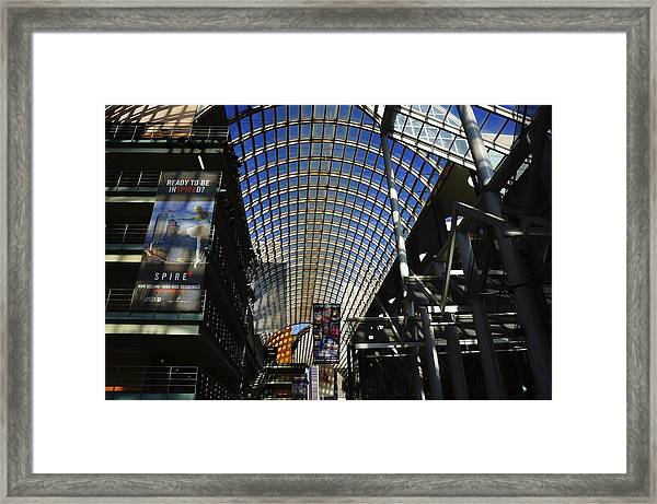 Dcpa Framed Print by Kirk  Montgomery