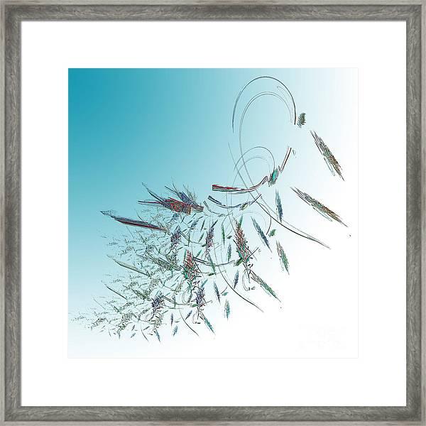 Delicate Essence Framed Print