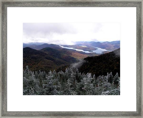 Early Winter Framed Print