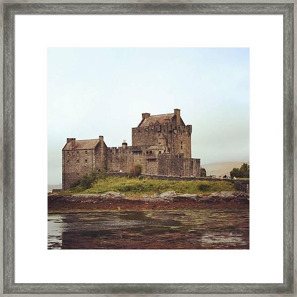 Eilean Donan Castle - Scotland Framed Print