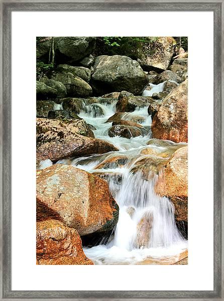 Element Water Framed Print
