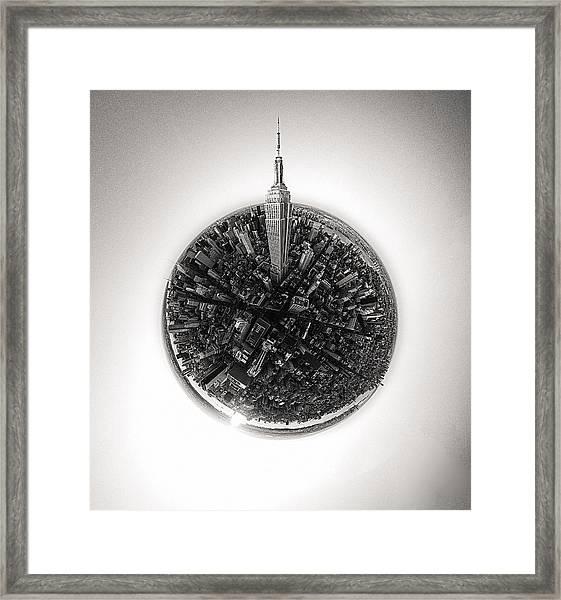 Empire State #2 Framed Print