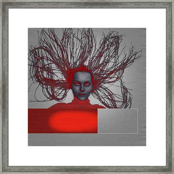 Enlightnment Framed Print